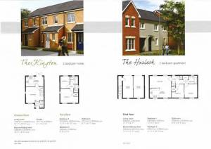 Floor plans - The Kington, The Harlech