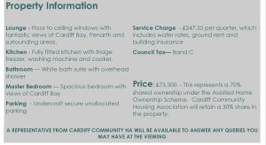 Galleon Way Property Information
