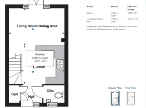 Appleford ground floor plan