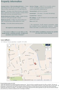 101 Tatham Road, Property Information